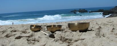 Masaż dźwiękiem mis i gongów