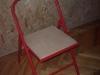 Krzesło do ćwiczeń